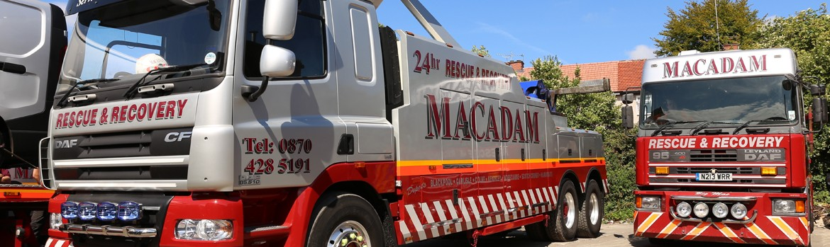 Macadams Accident Recovery